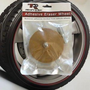 Adhesive Eraser Wheel